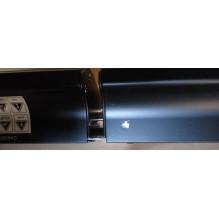 ТРАНСПОРТЕН ДЕФЕКТ - Инфрачервен отоплител AVEX C2400RW (2400W), с програмируем електронен термостат, Дистанционно, Wi-Fi, 2 степени на мощност