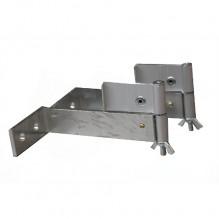 Комплект скоби за монтаж на инфрачервените отоплителни панели ILMIT ALLU на стена