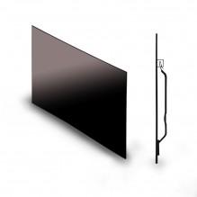 Стъклен инфрачервен отоплител (панел) - Теплофон Glassar-400 (400 W)